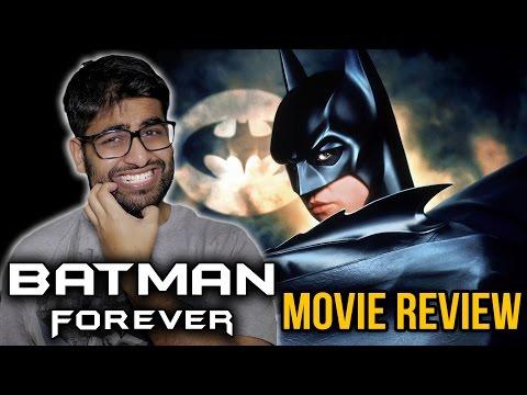 Batman Forever (1995) - Movie Review