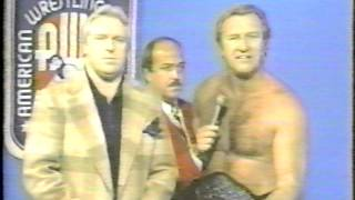 "Nick Bockwinkel Promo: ""Slick Tongue Person"""