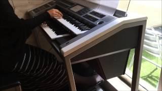 SEKAI NO OWARI 『ムーンライトステーション』 エレクトーン演奏 ELS-02C