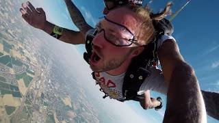Day Off Skydiving w/ 5FDP, Breaking Benjamin + Bad Wolves