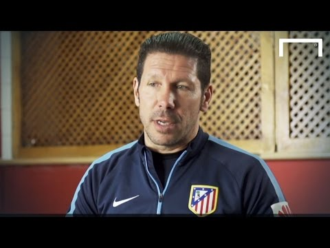 Diego Simeone on Mandzukic, Griezmann and Torres