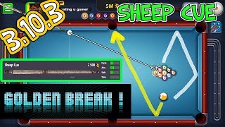 GOLDEN BREAK Latest Version Working 100% - World's Best Shot | 8 Ball Pool