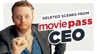 Deleted Scenes: MoviePass CEO