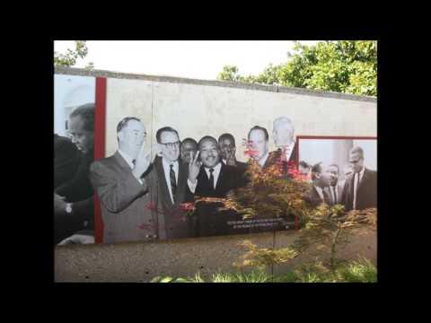 National Historic Site Martin Luther King Jr. Atlanta Georgia