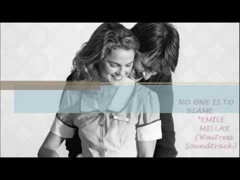 Emile Millar- No One Is To Blame (INGLÊS/PORTUGUÊS-Waitress Soundtrack)