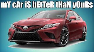 Stupid Things Non Car Guys Say!