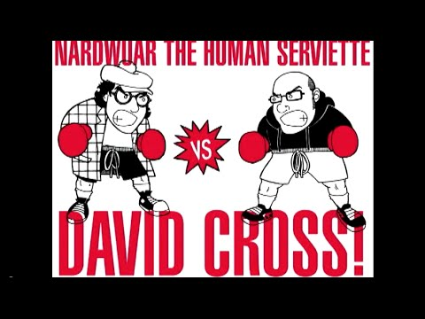 Nardwuar vs. David Cross