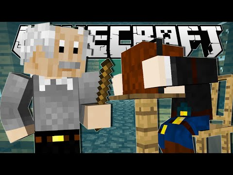 Minecraft | I DIED IN SCHOOL?! | Death Run Minigame