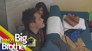 PBB 7 Day 205: Liza at Enrique, pumasok na sa bahay para taguan ang mga housemates