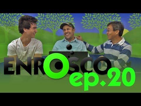 Programa ENROSCO ep.20 - Iscas Artificiais com Nelson e Renan Nakamura