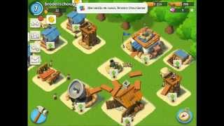Boom Beach Nivel 3- broders hou