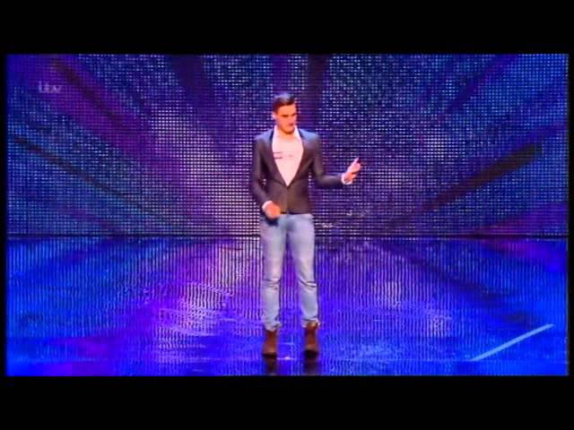 BRITAIN'S GOT TALENT 2013 - PHILIP GREEN (IMPRESSIONIST)