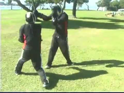 Escrima Stick Fighting / Knife Defense / Grappling / Chin Na Techniques Image 1