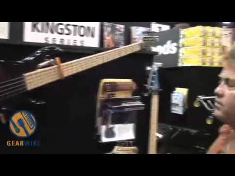 Michael Tobias Design Kingston Z Bass At Summer NAMM 2008