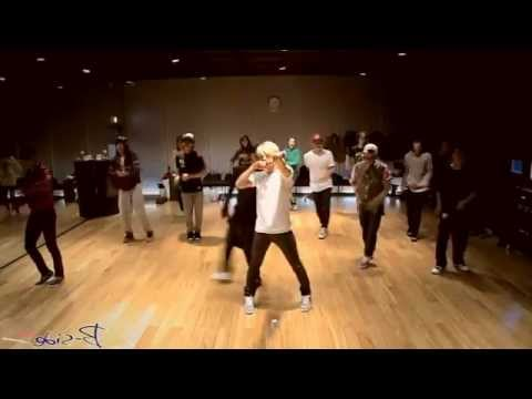 Big Bang - Fantastic Baby Mirrored Dance Practice video