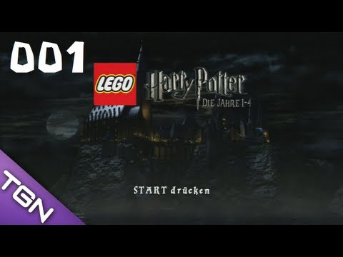 Let's Play Together Lego Harry Potter #1 Quirrel war sein Name! klip izle