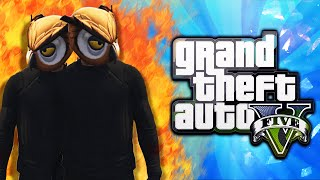 GTA 5 Online Funny Moments - Club Jerk Off, NEW Bike Launch Glitch, Beach Babes! (Funtage)