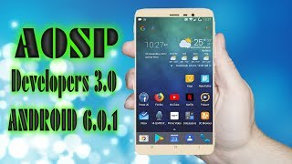 [ROM] Project x aosp android 6.0.1 (NIKEL) by Developers 3.0 - Xiaomi Redmi Note 4 MTK