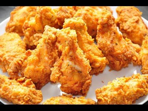 Jak Zrobić Skrzydełka KFC