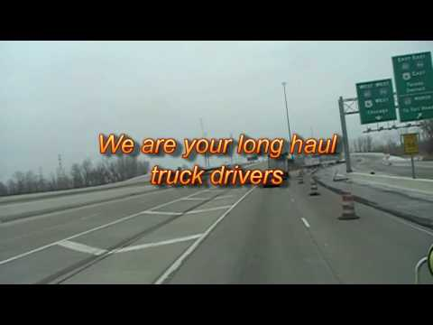 0 The long haul   OTR truck driving