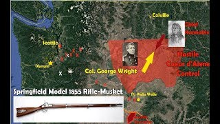 2W1C S03E40: The Coeur d'Alene War (Washington's Woes IV)