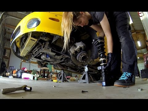 Project 2004 Pontiac Gto Bc Er Series Coilover Install