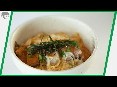 Recetas japonesas: Como preparar Katsu don / Cocina Japonesa con Taka Sasaki