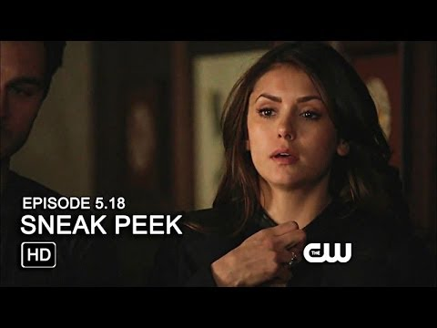 The Vampire Diaries 5x18 Webclip #1 - Resident Evil [hd] video