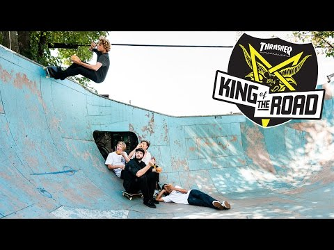 Episode one was just the beginning. Burger King, babes, buttholes, and much more brutality are a click away. Keep up with Thrasher Magazine here: http://www.thrashermagazine.com http://www.faceboo...