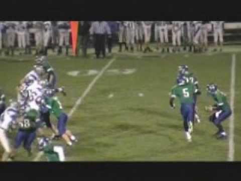 (Maple Creek Middle School) 2-WAY PLAYER #5 CHANDLER WHITE.wmv