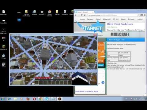 Minecraft Cracked Server Hosting Free!