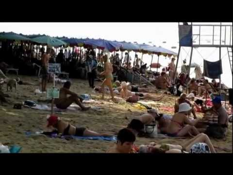 Jomtien Beach Pattaya Thailand 2013 Hot And Sexy Beach Girls video