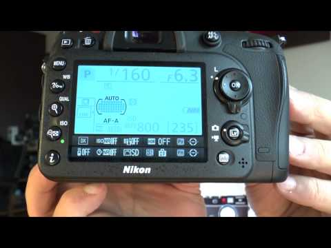 Nikon D7100 - Tips & Tricks (English Version)
