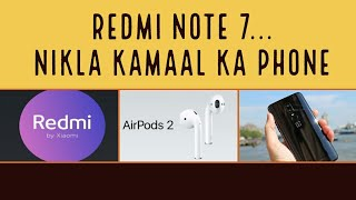 Tech Updates #3: Redmi Note 7 sales, Oneplus Updates, Recycled Medals, Apple Airpods 2 Specs
