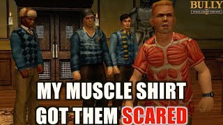 "GOT ME SOME ""RENT-A-MUSCLES"" ( FUNNY ""BULLY, SCHOLARSHIP EDITION"" GAMEPLAY #12)"