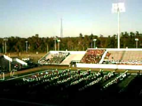 SC State Marching Band - Part 1