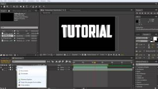 How to Make an  Epic Intro in Cinema 4D and After Effects