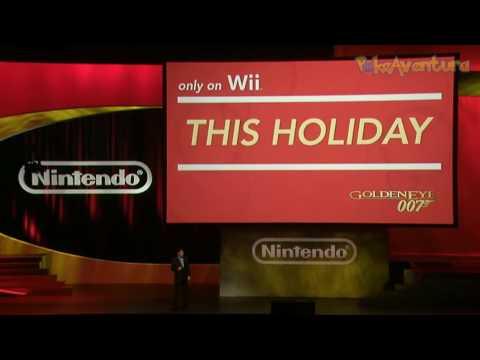 Nintendo E3 conference 2010- part 4 [HD]