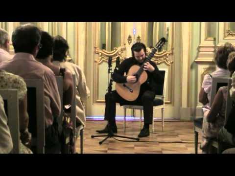 3 Forest Paintings - Vassiliev - Ruben Bettencourt em Concerto Palácio Foz - RDP Antena 2