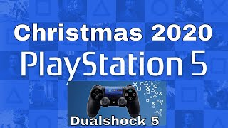 Playstation 5 - Christmas 2020 & Dualshock 5 Details