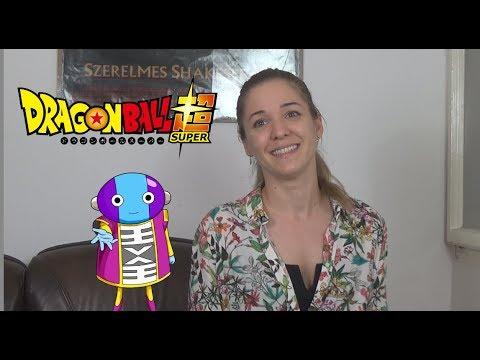 Gyöngy Zsuzsa (Zeno) | Dragon Ball interjú és szinkronizálás