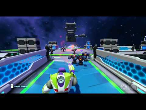 Disney Infinity: Toy Story in Space Review Commentary