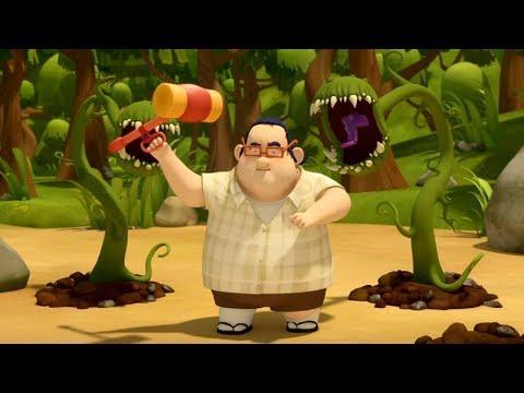 Макс Грин и инопланетяне –Лига непопулярных учёных - серия 9- Мультфильм для детей – НЛО