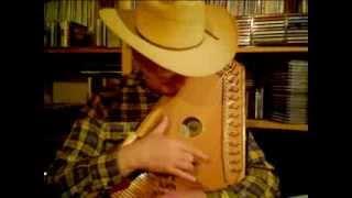 2 Carter Family gospel songs - autoharp instrumental