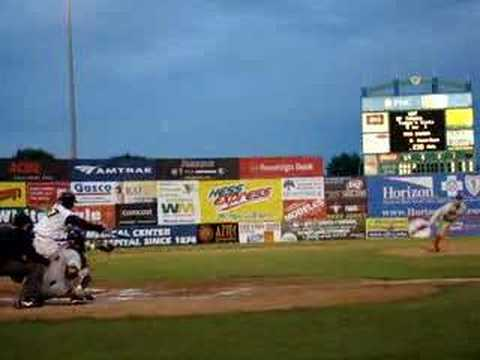 Jose Tabata vs. Justin Masterson in Double-A: May 15, 2008