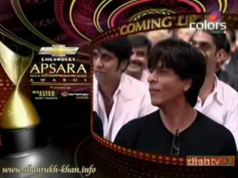 Shahrukh Khan Apsara awards 2010