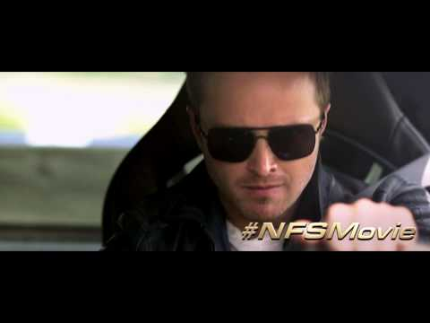 Need For Speed Movie - Never Gonna Stop