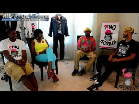 "AllEyesOnWho talks with the creators of ""Pinq Gorilla"""