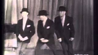 Wiere Brothers,  Chopin skit, 1951