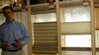 Duette Honeycomb Shades - Hunter Douglas